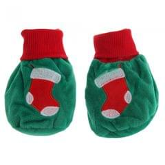 Nursery Time Baby Christmas Stocking Booties