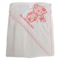 Snuggle Baby Baby-Handtuch mit Kapuze, Teddybär-Design