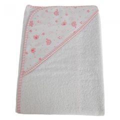Snuggle Baby Baby-Handtuch mit Kapuze, Elefanten-Design