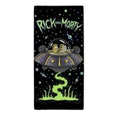 Rick And Morty Strandtuch Space Cruiser