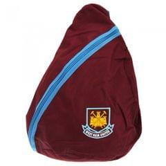 West Ham FC Ergo Rucksack mit Club Wappen