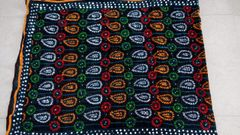 Phulkari Dupatta Stole , originally from Kutch