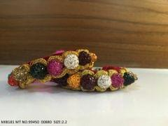 High quality bangles with an year warranty