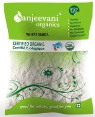 Organic Wheat Maida 500 Gms