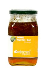 Organic Mango Chutney Sweet 470 Gms