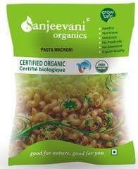 Organic Pasta Macroni 250 Gms
