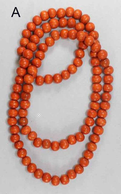 Perfectly cute very fine feel simplistically elegant plain and placid round shiny wooden made multi-use beads