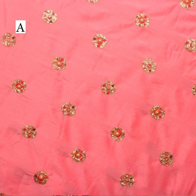 Tiny motifs magical feel posh touched-up multifarious stylish fabric