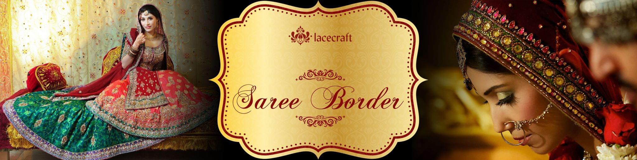 Saree Borders