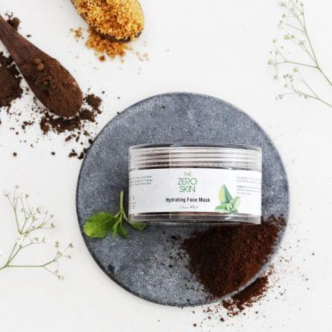 Hydrating Face Mask (Choco Mint)