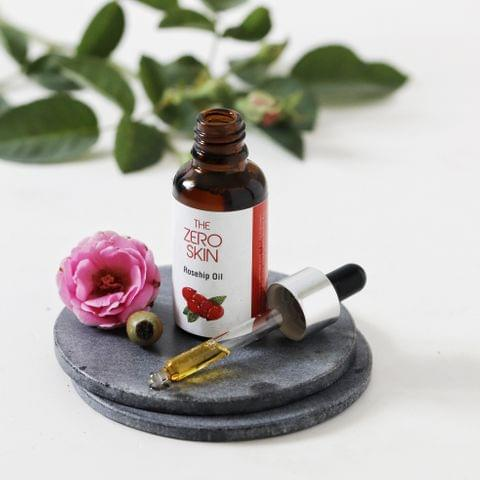 Rosehip Oil (Cold Pressed)