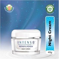 Intenso Repair & Renew Night Cream 40g