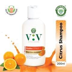Vita Verde Oil Balance Brazilian Citrus Shampoo for Oily hair & scalp  - 200 ml