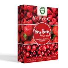 X-Pro C Very Berry Fruit Facial (Single Use Kit)
