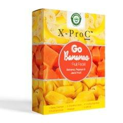 X-Pro C Go Bananas Fruit Facial (Single use Kit)