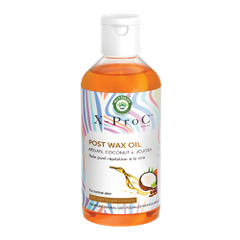 X-Pro C Post Wax Oil with Argan, Coconut & Jojoba - 200 ml