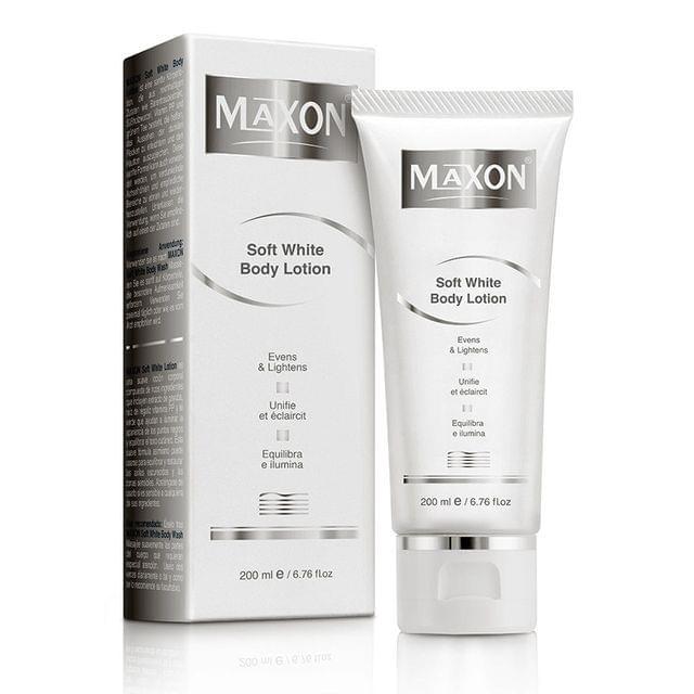 MAXON Soft White Body Lotion ( 200 ml )