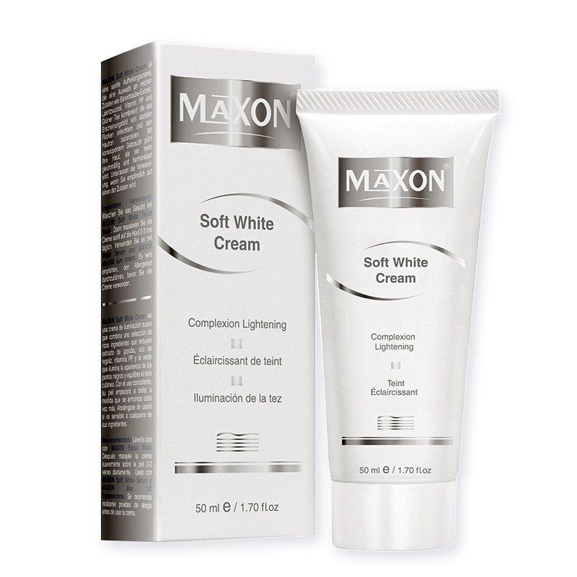MAXON Soft White Cream ( 50 ml )