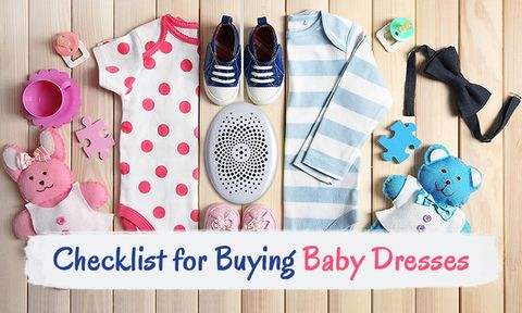 5 Tips to keep in mind before buying Baby Dresses