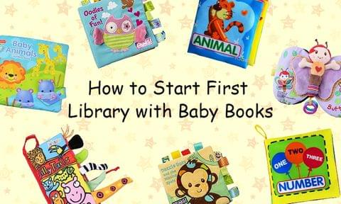 7 baby books to start your little one's personal library