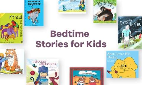 Top 10 Story Books for Kids in English