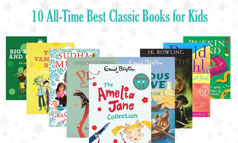 The best 10 kids books every 9 to 11-year-old should read