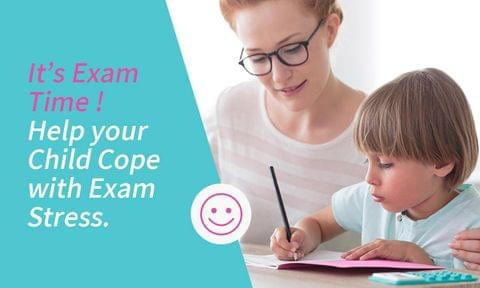7 Ways to Help your Child Deal with Exam Stress