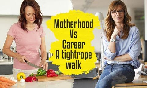 How to Choose Between the Ever Present Dilemma of Motherhood and Career