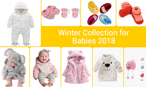 Dressing Your Baby for Winters: 8 Smart Choices in 2019
