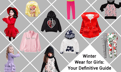 Stylish, Trendy and Warm: What your Princess Needs in Winters