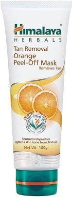 Himalaya Tan Removal Orange Peel Off Mask(100 g)