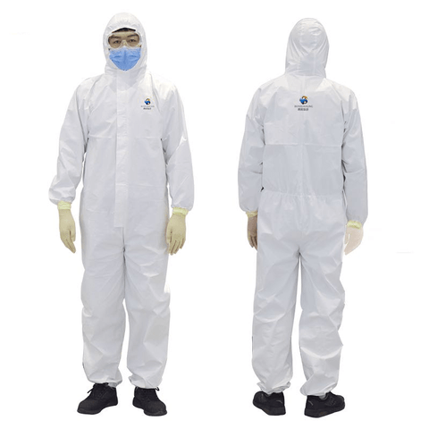 25 x Medical Protective Coveralls
