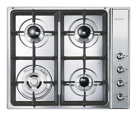 Smeg 600mm Gas Cooktop