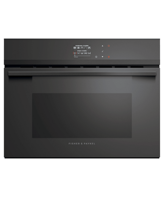 60cm Built-In Combination Steam Oven
