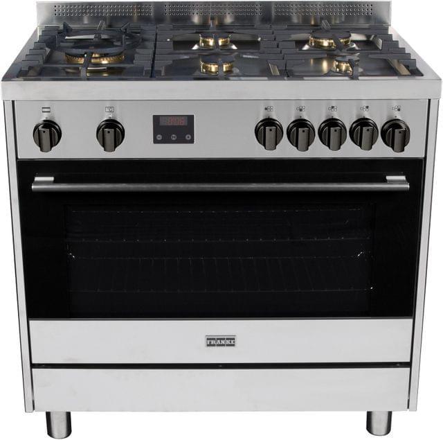 Urban 90cm Freestanding Oven Dual Fuel 6 Funct