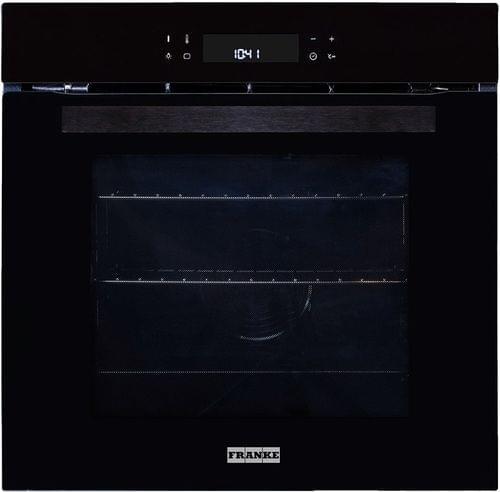 Urban 60cm Pyrolytic Oven 11 Function - Black Glass
