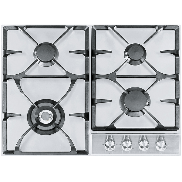 66cm Gas Cooktop NG S/S