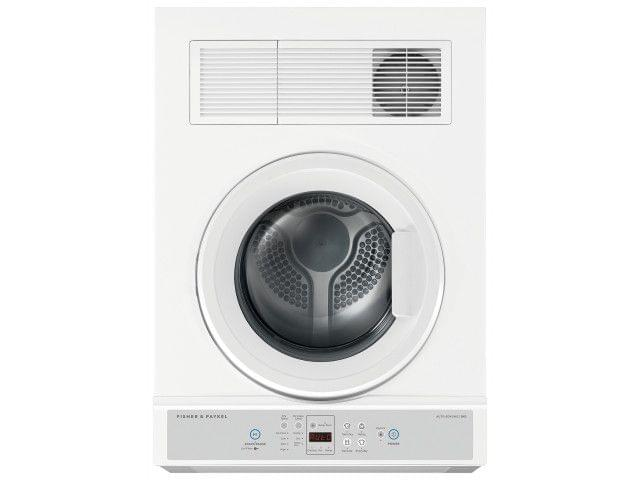 Fisher & Paykel 5Kg Front or Rear Vented Electronic Dryer