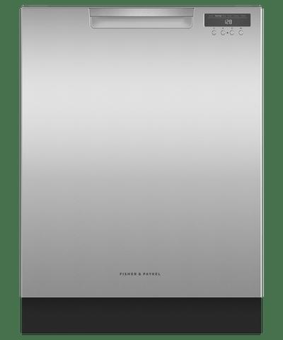 60cm Built-Under Dishwasher w/ 15 Place Settings - S/S