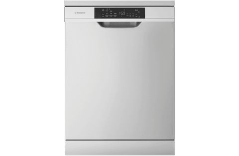 60cm F/Standing Dishwasher, 15 plc S/S