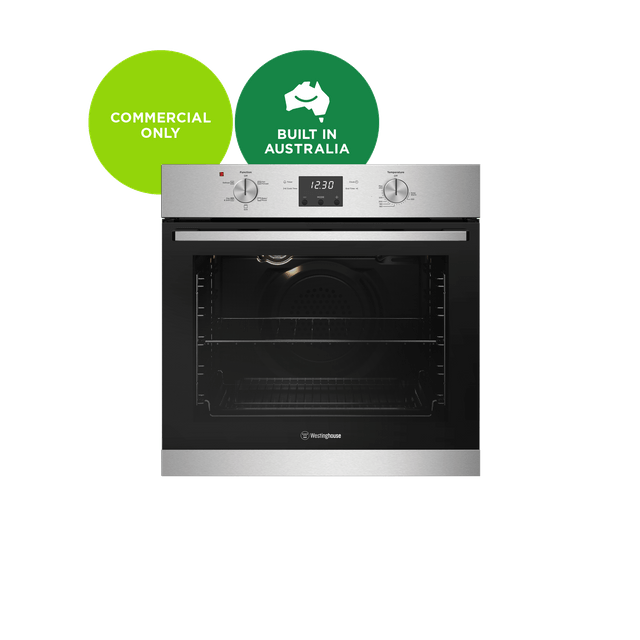 60cm Multi-Function 5 Electric Oven S/S