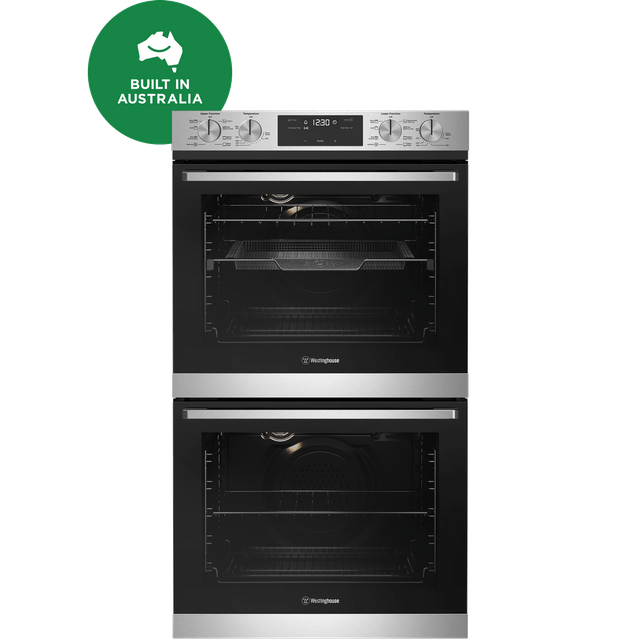 60cm Multiunction Double Oven Rotary Control Touch