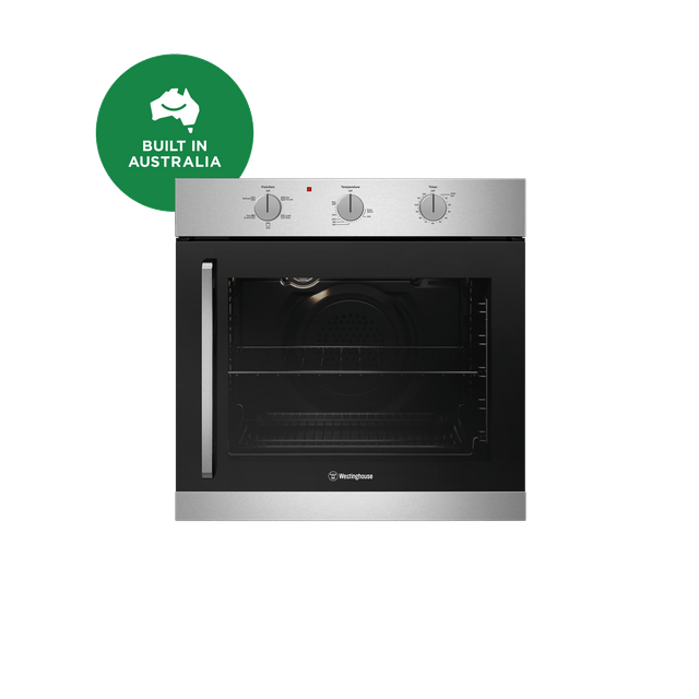 60cm Electric Oven, 5 Multi-Function, LH Opening