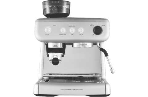 Barista Max Espresso Coffee Machine - Stainless Steel
