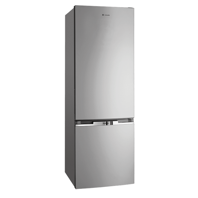 340L Bottom Mount Fridge Acrtic Silver