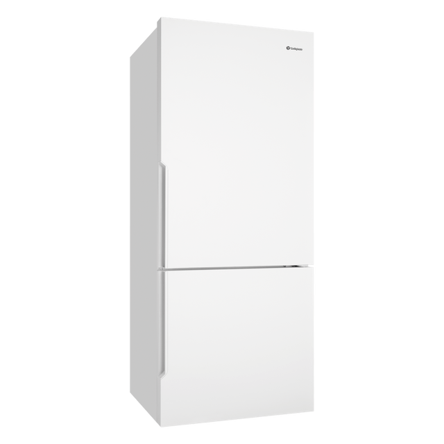 453L Bottom Mount Refrigerator RHH White