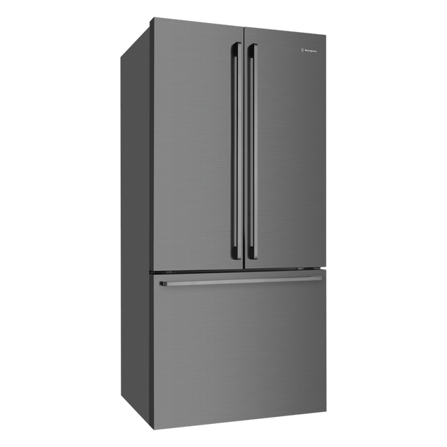 524L French Door Refrigerator - Dark S/S