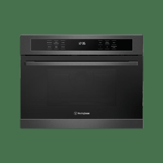 44L Combi Built-In Microwave Dark S/S