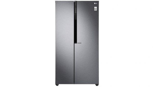 679L Side by Side Refrigerator