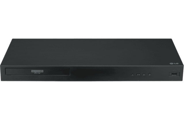 4K Ultra HD Blu-Ray Player with Dolby Vision